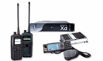Simoco Xd Professional Digital Mobile Radio System